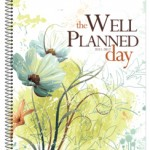 12 Days of Gifts Galore #Giveaway- Well Planned Day Planner