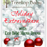 Treetop Baby Holiday Extravaganza {Giveaway} #6  *NEW Treetop Baby Dollars*