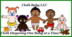 CLoth Baby logo mini