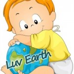 Friday's Fabulous Fluff Feature with Luv Earth Diapers {Discount} & {Giveaway}