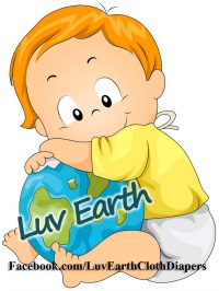 Luv Earth logo mini