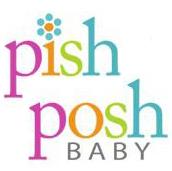 pish posh baby logo