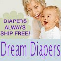 Dream Diapers ~ Imse Vimse AIO Review ~ Friday's Fabulous Fluff Feature