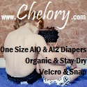 Chelory Organic AIO ~ Fridays� Fabulous Fluff Feature
