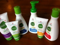 Seventh Generation baby products mini