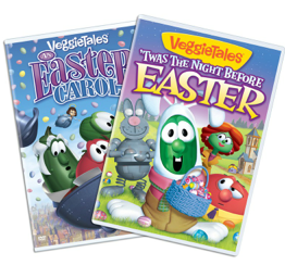 Veggie Tales Easter Collection
