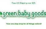 Groovycheeks Bamboo Pocket Diaper ~ Green Baby Goods