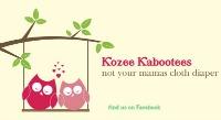 kozee kabootees logo mini