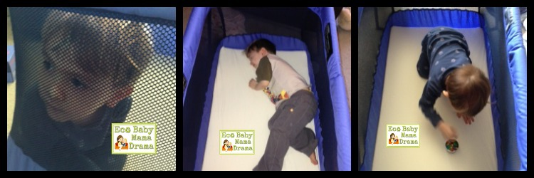 babybjorn travel crib 2