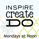inspire create do giveaway hop mondays at noon