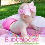 Swaddlebees Econappi Pocket Cloth Diaper from Bubbalooch