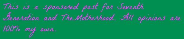 Seventh Generation Motherhood Disclosure