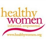 healthy women.org logo