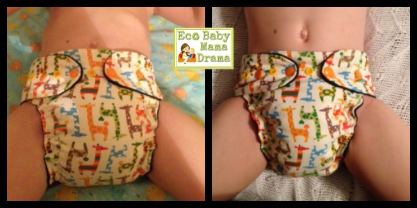 AI2 cloth diaper