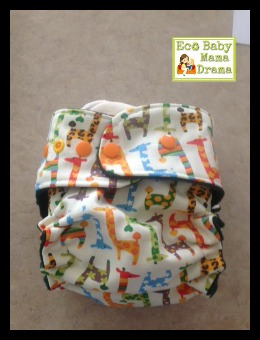 chubby elephant cloth diaper