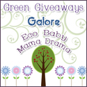 Green Giveaways Galore Linky