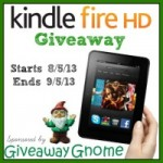 kindle fire giveaway mini