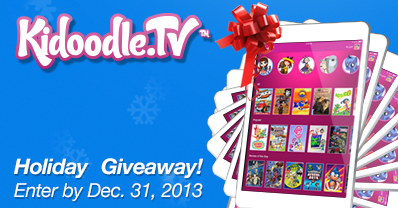 kidoodle tv giveaway