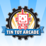 Tin Toy Arcade: Retro and Eco-friendly Toys